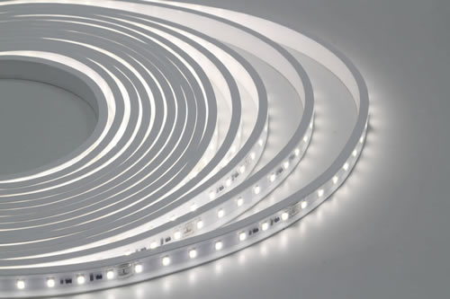 Long Run IP65 SMD2835 Warm LED Strip Light, 10m/20m/50m/100m