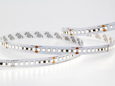 Non-waterproof IP20 SMD 2835 Digital IC Warm LED Strip Light