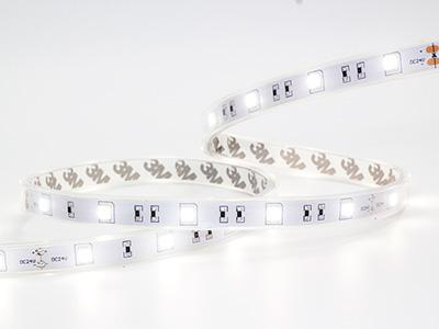 Outdoor IP65 Rated Cool White LED Strip Light, 5050 SMD